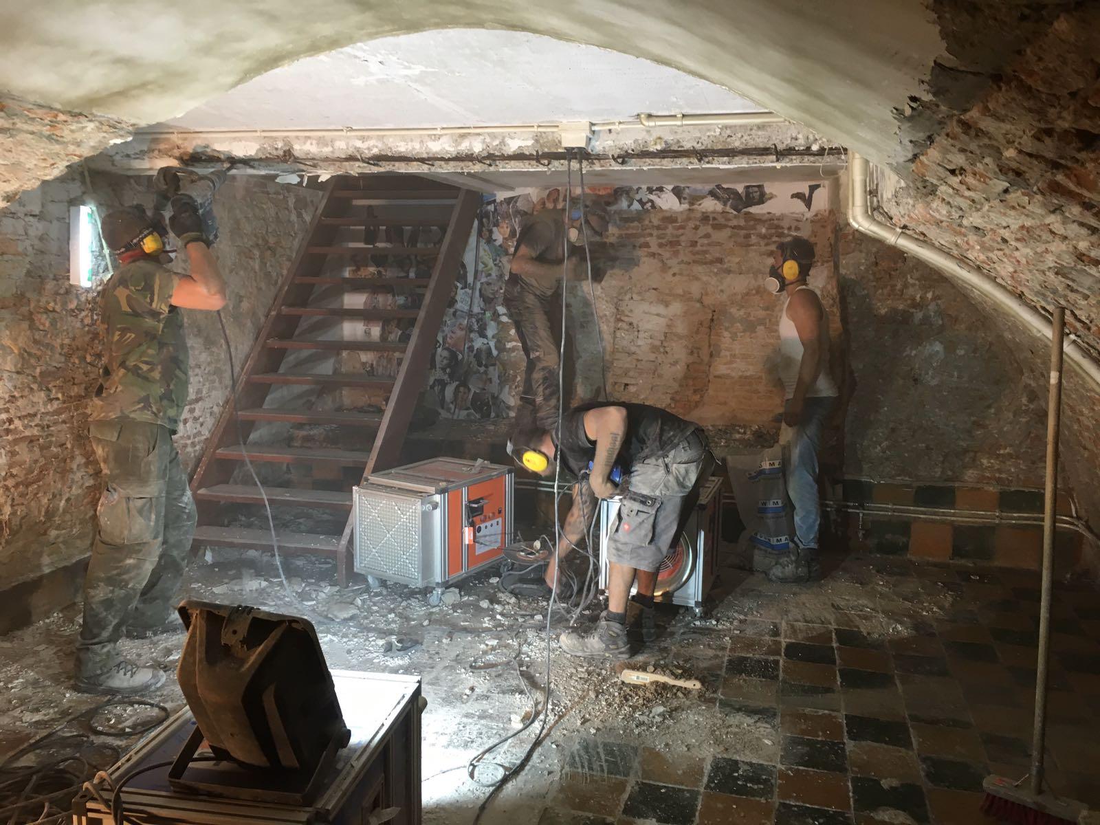 VochtPro renoveert een kelder met vochtproblemen in Delft